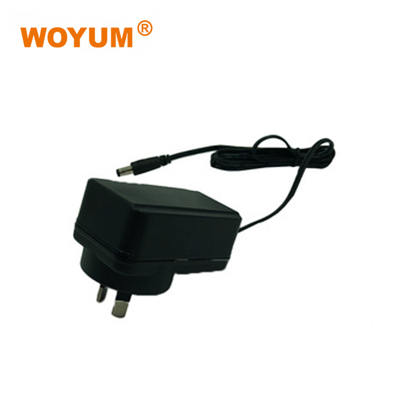 WOYUM DC 12V 1A Power Supply Adapter, AC 100-240V to DC 12Volt Transformers, Switching Power Source Adaptor for 12V electronic devices and power tools, 12W Max, AU Plug