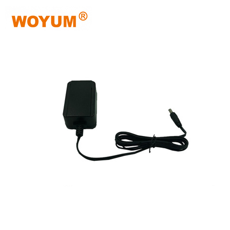 WOYUM DC 12V 1A Power Supply Adapter, AC 100-240V to DC 12Volt Transformers, Switching Power Source Adaptor for 12V electronic devices and power tools, 12W Max, US Plug